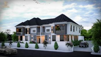 Newly Built 5 Bedroom Duplex with Bq, By Linda Chalker, After Ait Office, Asokoro District, Abuja, Semi-detached Duplex for Sale