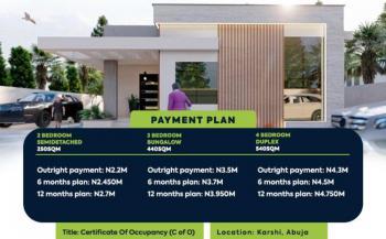 Bespoke Luxury Plot, Off Karshi Junction, Karshi, Abuja, Residential Land for Sale