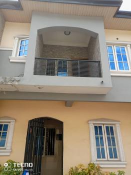 Clean 3 Bedroom Flat Upstairs, Ikota Villa Estate, Ikota, Lekki, Lagos, Flat / Apartment for Rent
