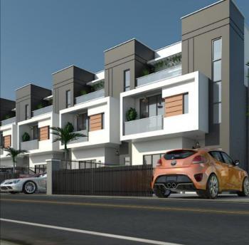 a 6 Bedroom Terrace Duplex, Oceanbay Estate, Along Orchid Hotel Road., Lekki, Lagos, Terraced Duplex for Sale