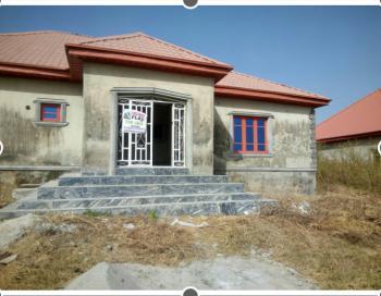 3 Bedroom Bungalow, Cajah Estate, Orozo, Abuja, Detached Bungalow for Sale