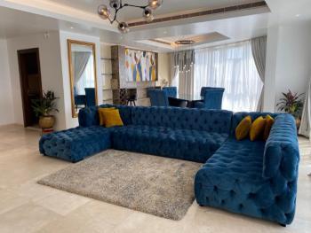 Luxury 3 Bedroom Apartment, Eko Pearl, Eko Atlantic City, Lagos, Flat / Apartment Short Let