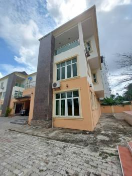 a Unit of 4 Bedroom Terrace Duplex with a Room Bq, Old Ikoyi, Ikoyi, Lagos, Terraced Duplex for Rent