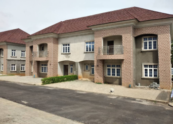 12 Units of 4 Bedroom Duplex and 4 Units of  2 Bedroom Apartment, Life Camp Close to Fct Ministers Residence, Life Camp, Abuja, Semi-detached Duplex for Sale