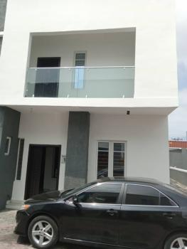 Newly Built 4 Bedroom Fully Serviced with 24hours Light and Swimming Pool, Ikota, Lekki, Lagos, Semi-detached Duplex for Rent