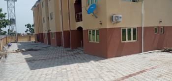 Brand New 2 Bedroom Flat with 3 Toilets, Life Camp, Abuja, Flat / Apartment for Rent