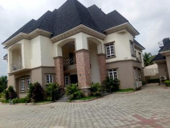 Ambassadorial Furnished 6 Bedrooms Mansion with 1 Bedroom Guests Chalet, Off Ibb Boulevard, Maitama District, Abuja, Detached Duplex for Rent