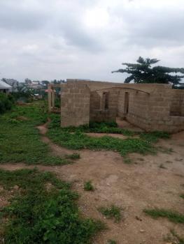 Incomplete 4 Bedroom Bungalow in a Serene Environment, Kole, Road 2, Arulogun Road, Ojoo, Ibadan, Oyo, Detached Bungalow for Sale