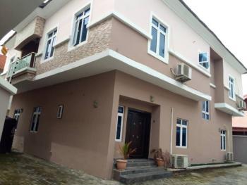 Magnificently Finished 5 Bedroom Detached Duplex with Acs & Inverter, Gated Estate, Agungi, Lekki, Lagos, Detached Duplex for Rent