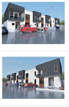 2 Units of Newly Built & Tastefully Finished 3 Bedroom Terrace Duplex, Alade Estate, Allen, Ikeja, Lagos, Terraced Duplex for Sale