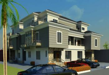 Tastefully Finished 4 Bedroom Semi- Detached Duplex, Alade Estate, Allen, Ikeja, Lagos, Semi-detached Duplex for Sale