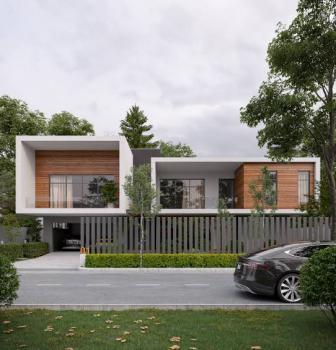 Luxury 5 Bedroom Detached Duplex, Life Camp, Abuja, Detached Duplex for Sale