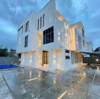 New Luxury 6 Units Furnished & Serviced 5 Bedroom Fully Detached House, Beside Pinnock Beach Estate, Lekki Phase 1, Lekki, Lagos, Detached Duplex for Sale