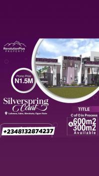 Land, Lafenwa, Sabo, Silverspring Court, Abeokuta South, Ogun, Residential Land for Sale