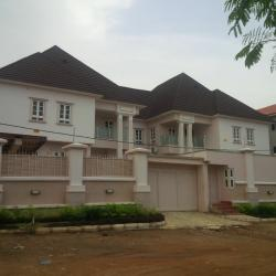 Tastefully Finished and Brand New 4 Bedroom Detached House with 2 Rooms  Servants Quarters, By Julius Berger Clinic, Life Camp, Gwarinpa, Abuja, Flat / Apartment for Rent