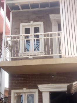 Brand New Mini- Flat, Wooden Floor, Ac, Gas Cooker, Diya Street, Gbagada, Lagos, Mini Flat for Rent