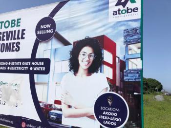 Land, Roseville and Homes, Akodo Ise, Ibeju Lekki, Lagos, Mixed-use Land for Sale