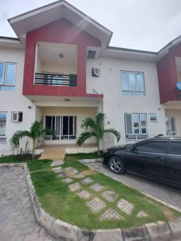 3 Bedroom Terraced Duplex with 1 Room Bq, South Point Estate, Off Orchid Road, Lekki, Lagos, Terraced Duplex for Sale