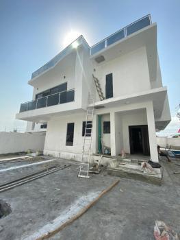 5 Bedroom Detached Duplex with 1 Room Bq, Lakeview Estate Orchid Road, Lafiaji, Lekki, Lagos, Detached Duplex for Sale