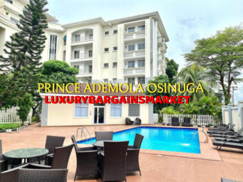 Direct Ready Clients - Well Serviced 3 Bedroom Apartment +lounge, Old Ikoyi, Ikoyi, Lagos, Flat / Apartment for Sale