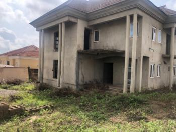 80% Completed 4 Bedrooms Duplex, Oke Badan Housing Scheme, Impa. Akobo, Ibadan, Oyo, Detached Duplex for Sale