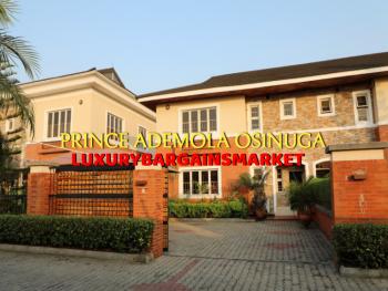 Direct Cash Ready Clients - Waterfront 4 Bedroom Semi Detached House, Osborne Foreshore 1, Osborne, Ikoyi, Lagos, Semi-detached Duplex for Rent