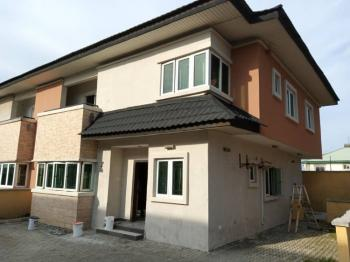 Distress 4 Bedroom Duplex + Bq Available in an Estate, Alpha Beach Road, Lekki, Lagos, Detached Duplex for Sale