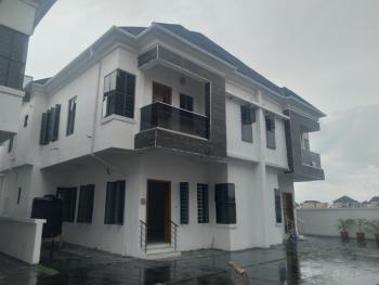 Brand New Serviced 4-bedroom Semi-detached House with Bq, Lekki, Lagos, Semi-detached Duplex for Sale