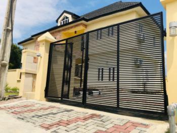Newly Built 4 Bedrooms Detached Duplex with Bq, Behind Shoprite, Sangotedo, Ajah, Lagos, Detached Duplex for Sale