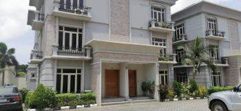 Serviced Four 4 Bedroom Semi Detached with Bq, 24 Hrs Light Pool Gym, Off Glover, Ikoyi, Lagos, Semi-detached Duplex for Rent