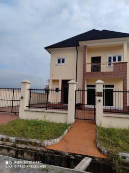 Brand New 4 Bedrooms Duplex with Boys Quarter, Golf Estate, Peter Odili, Trans Amadi, Port Harcourt, Rivers, Detached Duplex for Sale