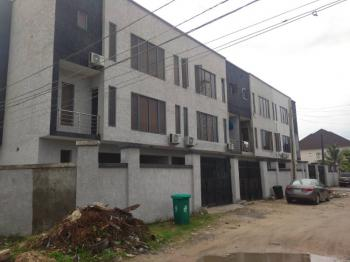 Newly Built 4 Bedroom Terrace Duplex, Idado, Lekki, Lagos, Terraced Duplex for Sale