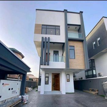 Exquisite 5 Bedrooms Luxury Duplex, Off Fola Osibo, Lekki Phase 1, Lekki, Lagos, Detached Bungalow for Sale