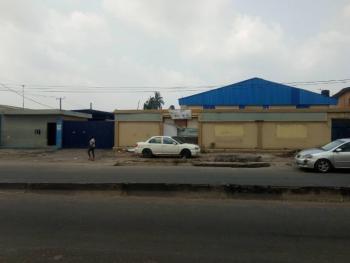 2 Bay Warehouse and Office and 3 Shops, Ogunnusi Road, Ojodu, Lagos, Warehouse for Sale