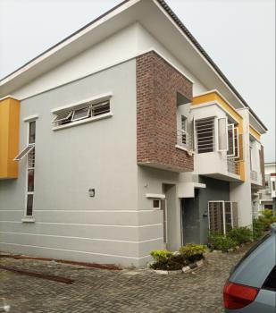 Brand New Luxury 4 Bedroom Semi-detached with Bq, Salton Garden Estate, Ajah, Lagos, Semi-detached Duplex for Rent