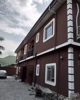 Luxury Newly Built 4 Units of 2 Bedroom Flat, Off Eneka Road Rumuoduru, Port Harcourt, Rivers, Block of Flats for Sale