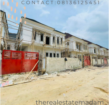 Affordable Luxury Homes, Harris Crescent Road By Vgc, Lekki, Lagos, Terraced Duplex for Sale
