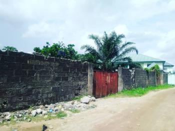 14 Plots of Undeveloped Land Fully Fenced Gated with Deed, Golf Estate 2, Opposite Deeper Life Church Headquarters, Rumuodara, Port Harcourt, Rivers, Mixed-use Land for Sale