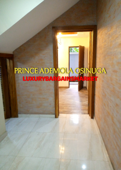 New 4 Bedroom Semi Detached Terrace House+pool, Old Ikoyi, Ikoyi, Lagos, Terraced Duplex for Sale