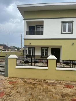 Newly Built 2 Unit of Luxury 4 Bedrooms Terraced Duplex, Laderin Estate, Abeokuta South, Ogun, Terraced Duplex for Sale