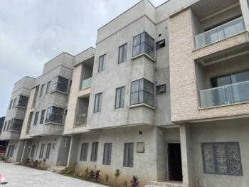 6 Bedrooms Terraced Duplex with a Room Bq, Guzape District, Abuja, Terraced Bungalow for Sale