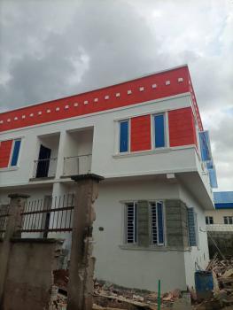 Newly Built 4 Bedroom Semi Detach Duplex, Magodo Phase 1, Gra Phase 1, Magodo, Lagos, Detached Duplex for Sale