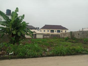 a Plot of Dry Land, Aptech Estate, Sangotedo, Ajah, Lagos, Residential Land for Sale