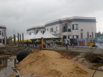 3 Bedroom Semi Detached with Bq, Zylus Court - Richland Gardens, Bogije, Ibeju Lekki, Lagos, Semi-detached Duplex for Sale