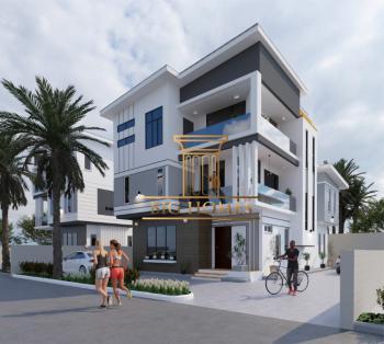 Luxury Finished 4 Bedrooms Duplex Plus Bq. *price Very Negotiable*, Mabushi By Banex Bridge Before Vio, Mabushi, Abuja, Detached Duplex for Sale