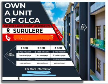 2 Bedroom Apartment, Surulere, Lagos, Block of Flats for Sale