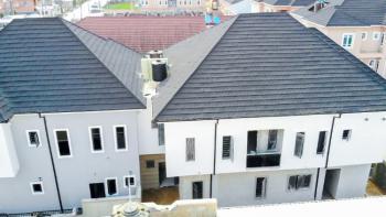 an Amazing 4 Bedroom Semi Detached Duplex + Bq, Addo Road, Ado, Ajah, Lagos, Flat / Apartment for Sale