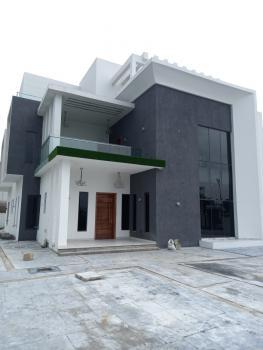 5 Bedroom Detached Duplex with 1 Room Bq, Pinnock Estate, Osapa, Lekki, Lagos, Detached Duplex for Sale