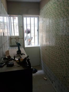 a Spacious Room Self Contain, Water Sifree, Ifako, Gbagada, Lagos, Self Contained (single Rooms) for Rent