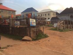 Fenced 1000sqm C of O Plot, Around Caramelo Lounge, Utako, Abuja, Commercial Land for Sale